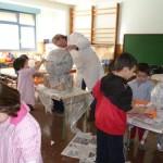Las familias participan activamente en la vida del colegio