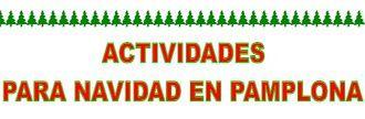 Actividades en Navidad en Pamplona