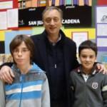 Entrevista con Javier Leoz