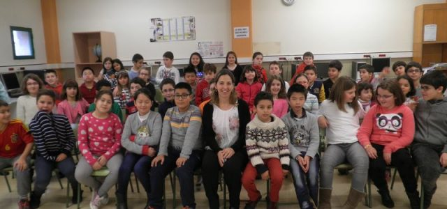 CIENCIAS El pasado mes de febrero el alumnado de 4º de primaria se dirigió a la sala de ordenadores, donde una madre de 4º, Esperanza Feijoo, les impartió un taller […]