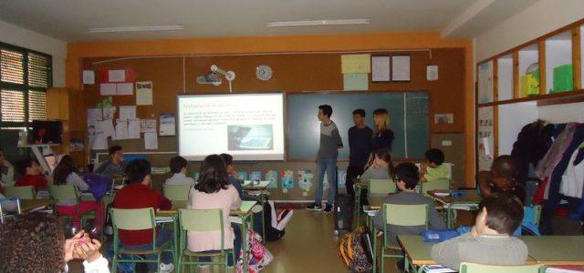El pasado mes de marzo, alumnos y alumnas de 4º de la ESO del IES Navarro Villoslada nos visitaron para informar al alumnado de 5º y 6º de primaria de […]