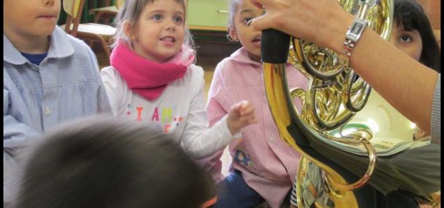 Como ya sabéis, a lo largo de este curso se ha puesto en marcha en nuestro colegio el Proyecto educación musical (PEMI) organizado por la Orquesta Sinfónica de Navarra. Las […]