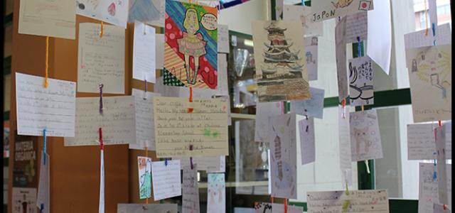 A principio de este curso, los alumnos de 4º, 5º y 6º empezamos un intercambio escolar con dos colegios de Yamaguchi (Japón). La actividad, que se realizó en las clases […]