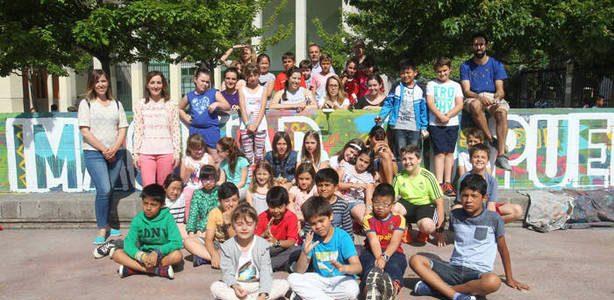 Artículo publicado en Diario de Noticias – 3 junio 2017 Los alumnos y alumnas de San Juan de la Cadena pidieron permiso para pintar elpatio del colegio de colores y […]