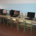 Aula informática en E. Infantil
